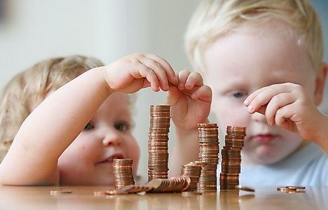 целевой вклад на детей